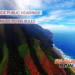 Statewide Public Hearings on Changes to EIS Rules