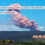 HVNP Closes More Trails for Safety Reasons