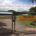 Five Charter Schools Closed on Monday