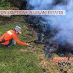 Update on Eruptions in Leilani Estates