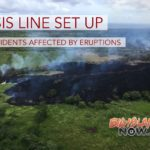 Crisis Line Set Up for Residents Affected by Eruptions
