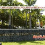 UH Hilo Chancellor's Scholarship Recipients Named