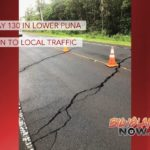 Highway 130 in Lower Puna to Open to Local Traffic