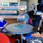 HVNP Park Rangers Relocate to Downtown Hilo While Park Remains Closed