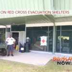 Update on Red Cross Evacuation Shelters