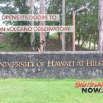 UH Hilo Opens its Doors to Hawaiian Volcano Observatory