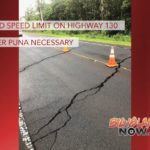 Reduced Speed Limit on Highway 130 in Lower Puna Necessary