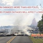 Extended Power Outages in Lower Puna
