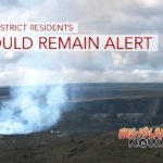 Volcano Activity Update: Intrusion of Magma Continues