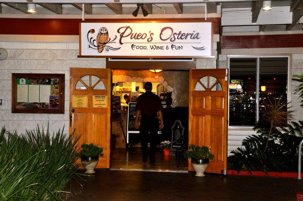 Italian Restaurant Waikoloa Village