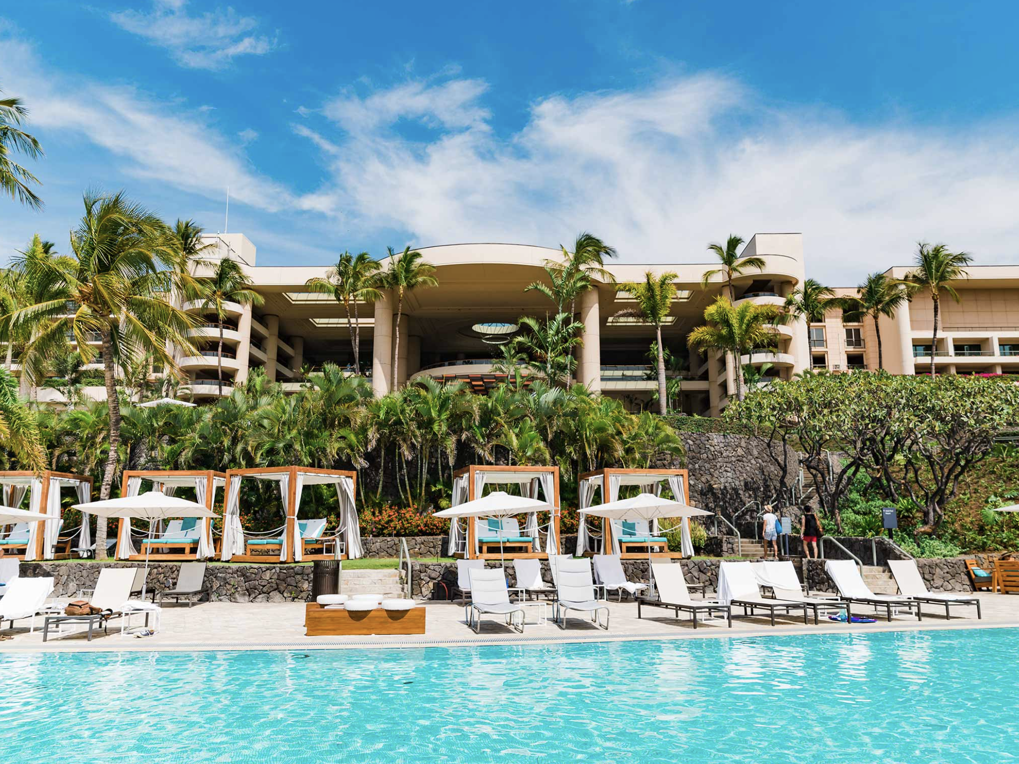 The Westing Hapuna Beach Resort Courtesy Photo