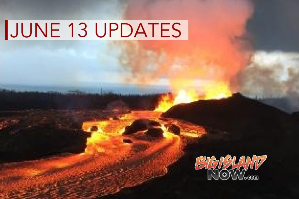 10:30 PM: Residents Urged to Minimize Exposure to Volcanic Particles