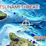 No Tsunami Threat From 4.1M Quake