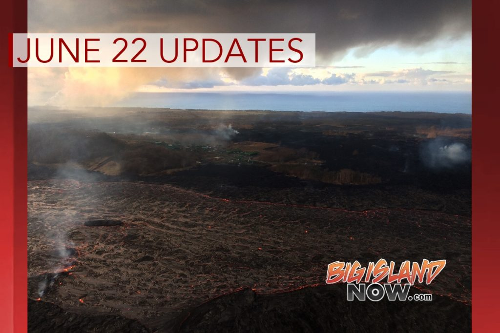 7 PM: Explosive Eruption at Kīlauea Summit