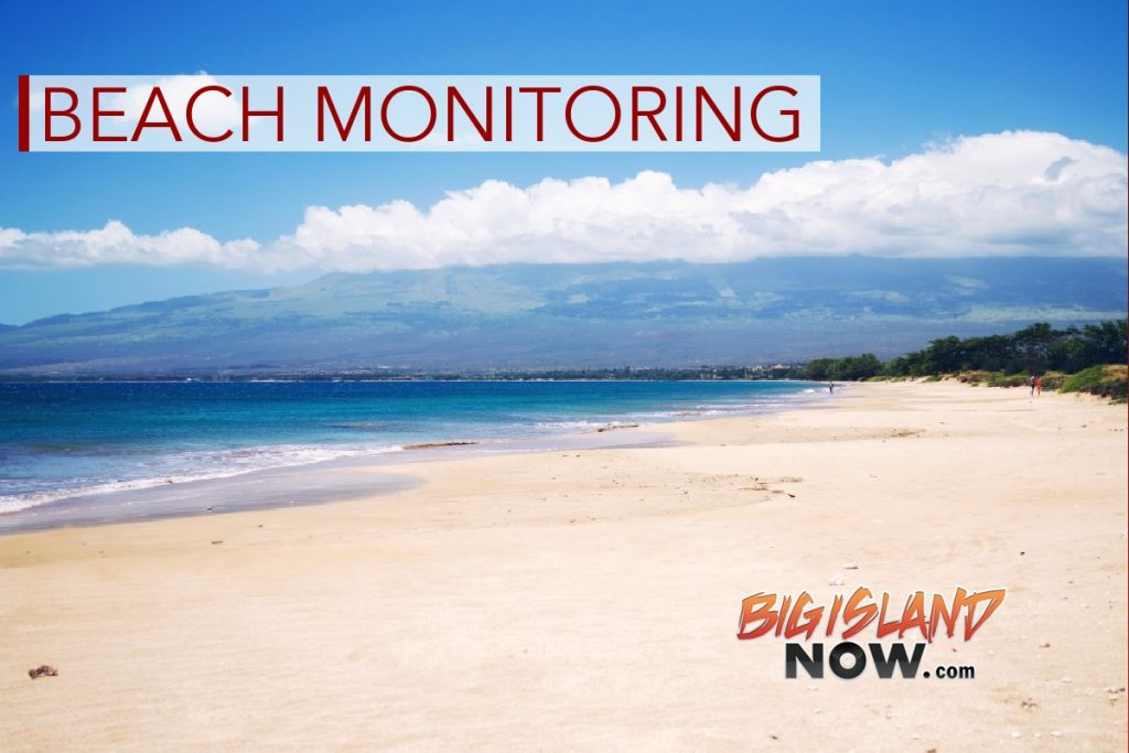 Hawai'i to Receive Funds for Beach Monitoring