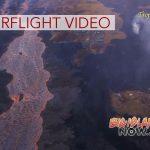 Overflight Video: 'Pele Destroys Kapoho Homes'