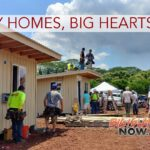Community Comes Together to Build Tiny Homes for Puna Evacuees