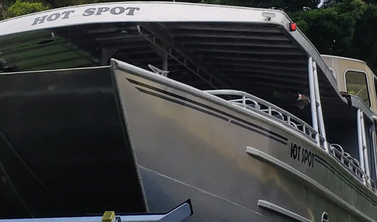 Update Lava Tour Boat Incident News Conference Held Big
