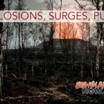 HVO Assesses Kilauea's Explosions, Surges & Pulses