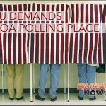 ACLU Demands Polling Place for Pāhoa Voters