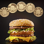 McDonald's MacCoin Celebrates 50 Years of Big Mac