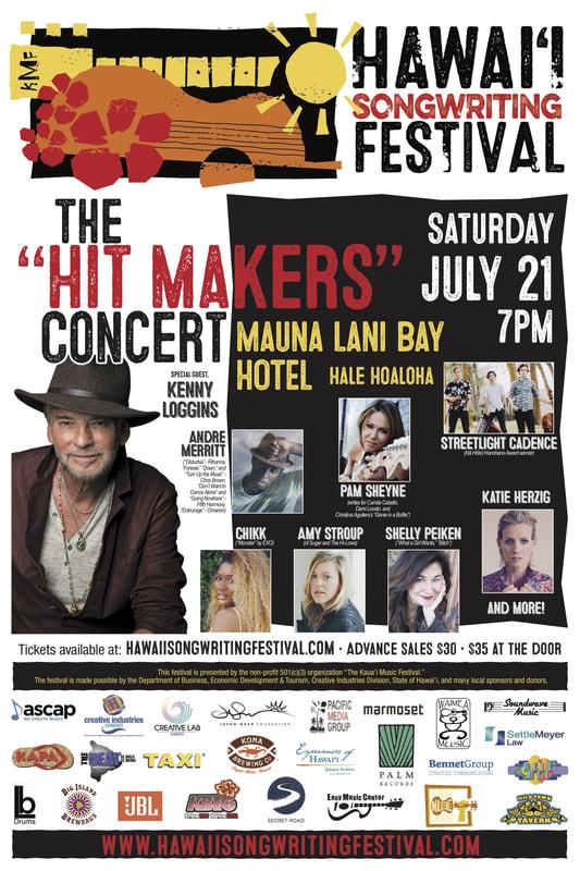 Big Island Songwriters Festival