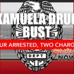 4 Arrested in Kamuela Drug Bust