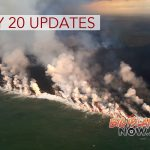 4 p.m.: No Further Lava Advancement Toward Pohoiki