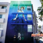 Artist Completes Mural Commissioned by Hawaiian Airlines