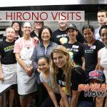 Sen. Hirono Visits East Hawai'i