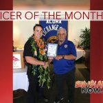 Officer of the Month: Tyler Jelsma