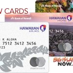 New Hawaiian Airlines Credit Cards