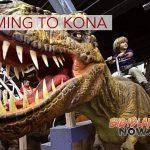 Jurassic Tour Coming to Kona