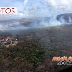 PHOTOS: Lava Creeps Towards Charter School & More Homes