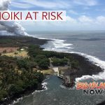 Lava Could Overtake Pohoiki in Next Few Days