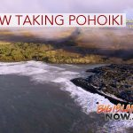 VIDEO: Lava Flow Overtaking Pohoiki