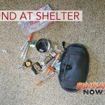 Apparent Drug Use at Evacuation Shelter 'Upsetting'