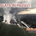 Legislation Passed to Provide Federal Damage Assessment for Kīlauea Eruptions