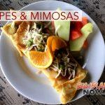 Crepes & Mimosas: Gertrude's Opens Its Doors for Breakfast