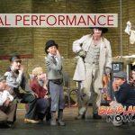 Final Performance of 'Oliver!'