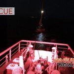 Coast Guard Assists Sailboat Taking on Water off Big Island
