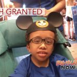 Big Island Child Gets Wish Granted, Meets Mickey Mouse