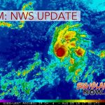 8 AM: National Weather Service Update
