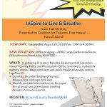 InSpire to Live and Breathe Town Hall