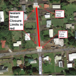 Intersection Closure This Weekend
