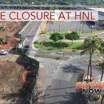 Temporary Lane Closure Scheduled at HNL