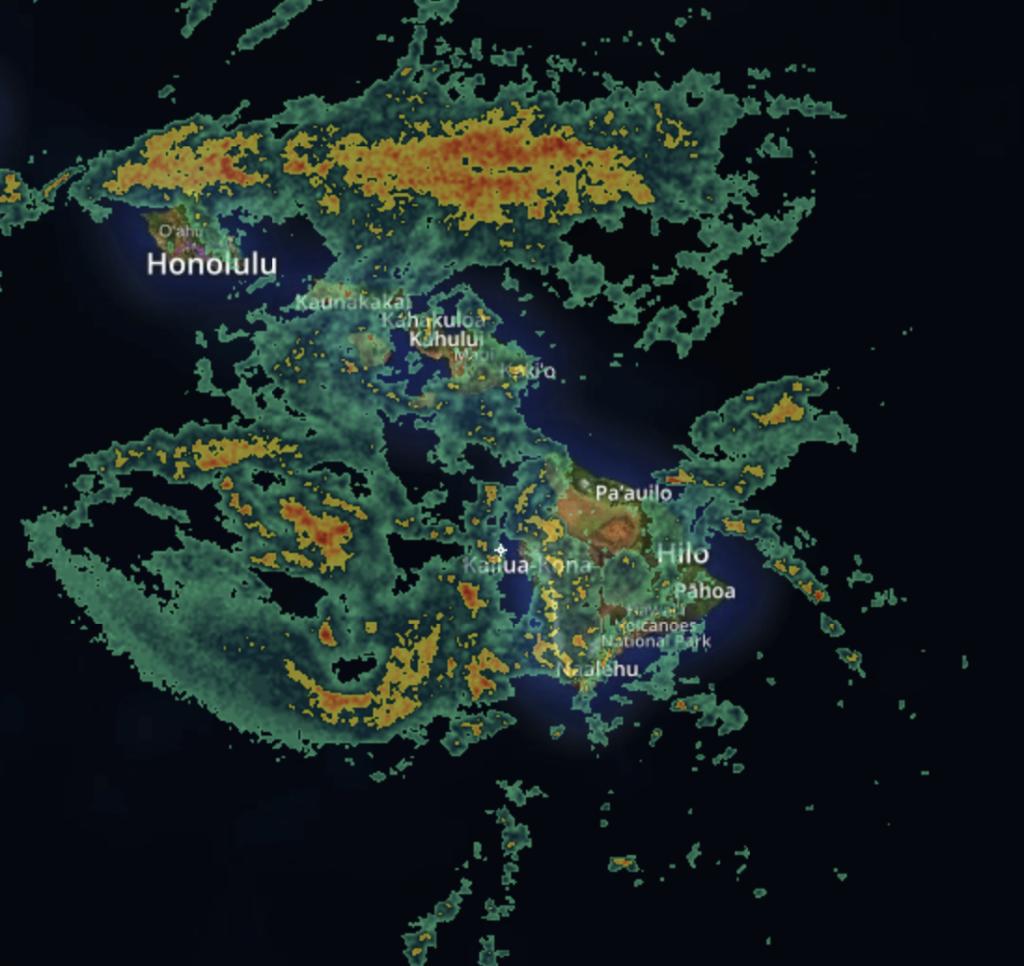 Dual-Pol' Radar Upgrades Improving Weather Forecasts | Big
