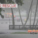 Man Swept Away By Flood Waters in Hilo