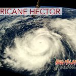 6 PM: Hector Creates High Surf & Wind Conditions