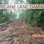 3 PM UPDATE: Many Big Island Roads Have Sustained Damage